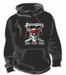 INSTANT PIRATE .. JUST ADD RUM Funny Novelty Skull & Crossbones Design For Unisex Hoodie